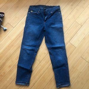 Second Yoga Boyfriend Jeans 26W